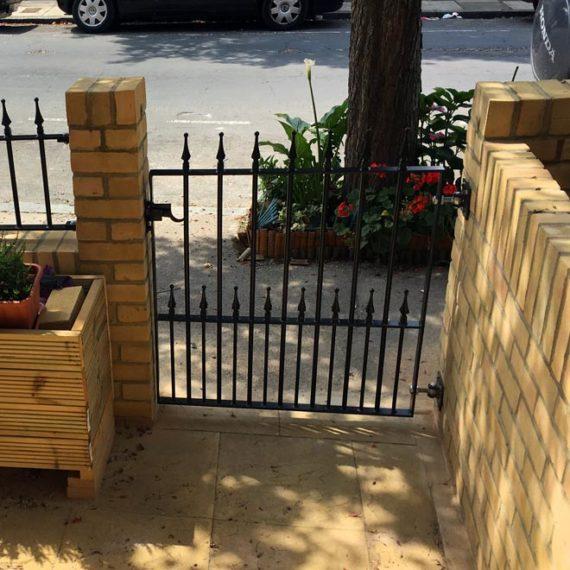 front garden wall London