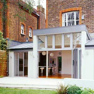 construction company building services - house extensions