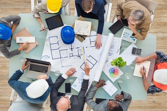 builders-London